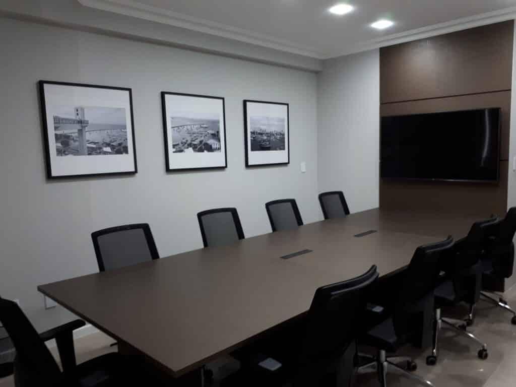 Sala de Reunião Em Salvador